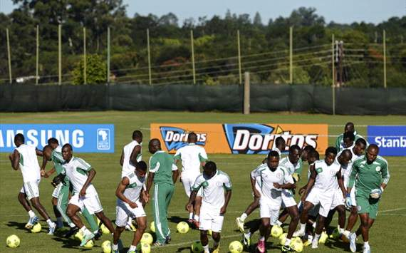 Nigeria chase Afcon quarter final ticket to Rustenburg