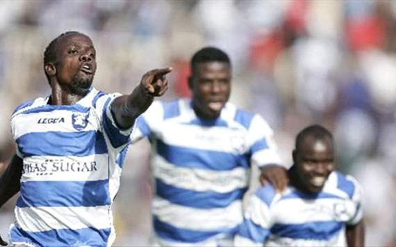AFC Leopards striker Ochieng' hints at quitting club if contract row is not resolved