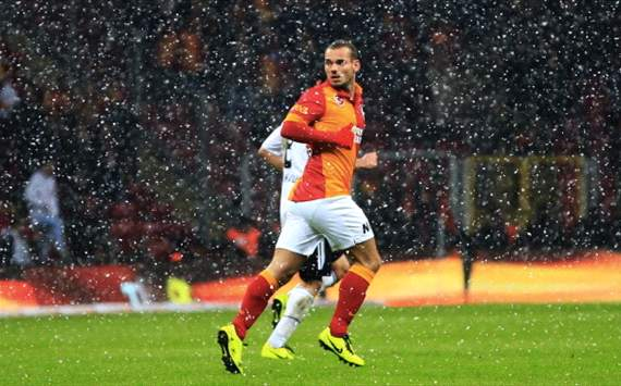 Sneijder: I will get better and better