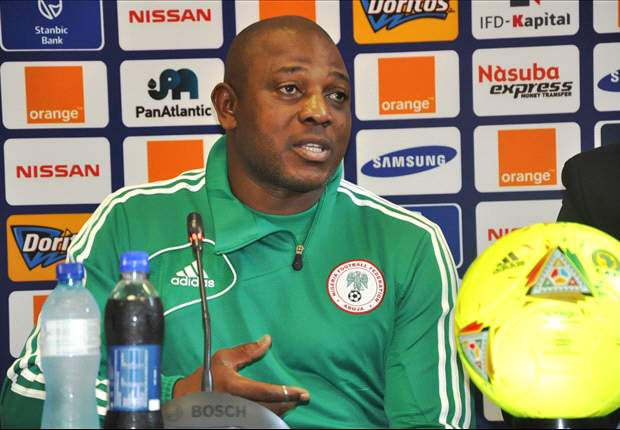 We are ready for Ethiopia, says Nigeria coach Stephen Keshi