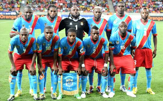 DR Congo FA asked to justify $2m 2013 Afcon budget