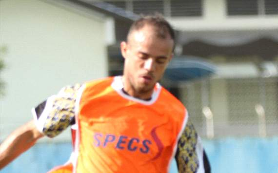 Striker Persiba Balikpapan Dihukum Seumur Hidup