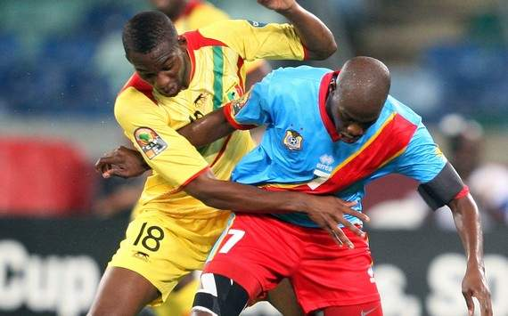 Afcon 2013 : Youssouf Mulumbu vs Samba Sow (RD Congo vs Mali)