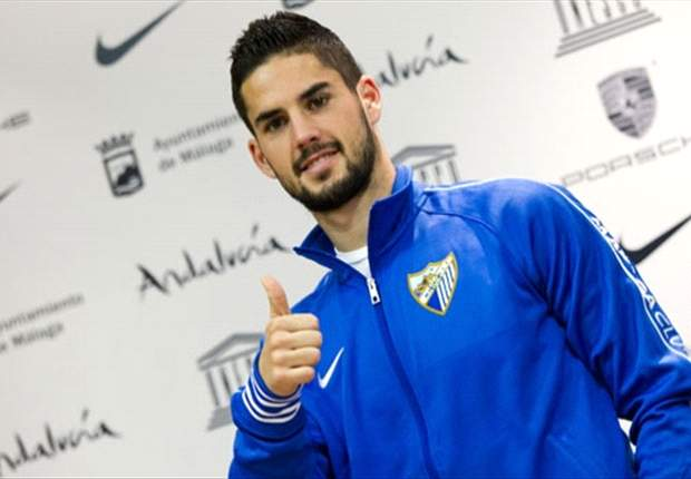 Isco itching to make Spain debut