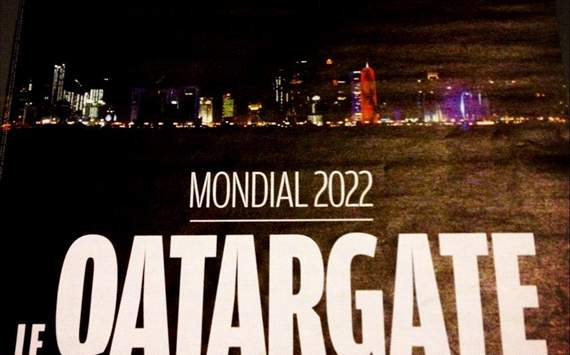 Denuncian que Qatar compr el Mundial 2022