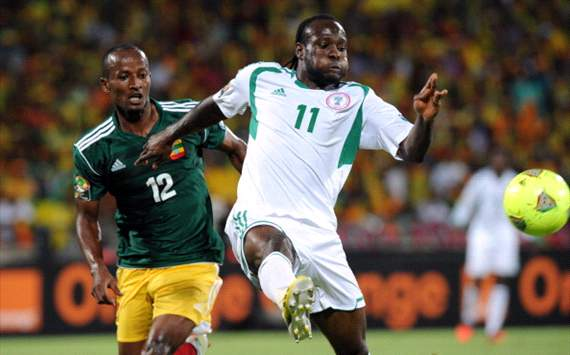 Victor Moses vs Ethiopia