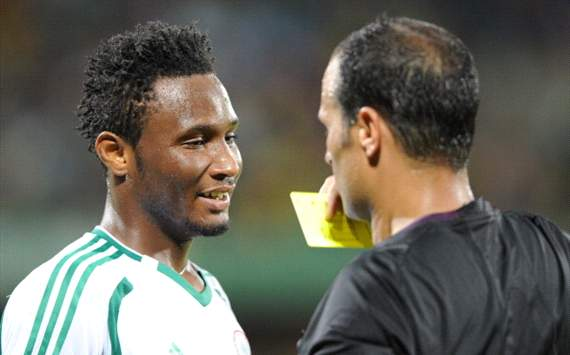 Mikel cleared by Caf to play against Cote D'Ivoire
