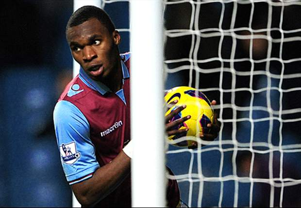 Benteke one of the best forwards in the Premier League, claims Agbonlahor