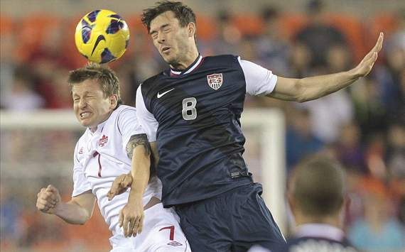 Brad Evans (8); Terry Dunfield (7) - USA vs. Canada
