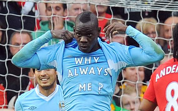 Balotelli: Too many stories are invented about me