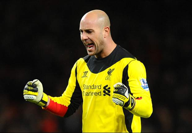Reina was 'outstanding' against Wigan, beams Rodgers