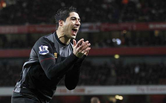 Suarez planning to stay at Liverpool for a 'very long time'
