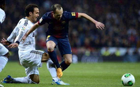 Iniesta: Barcelona leave the Bernabeu with bad taste in mouth