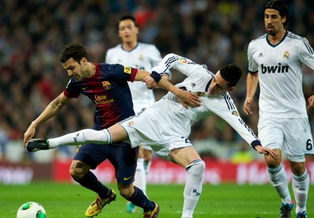 Fabregas: Real Madrid are very dangerous