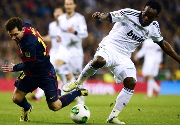 Essien: Real Madrid will give everything for Champions League glory
