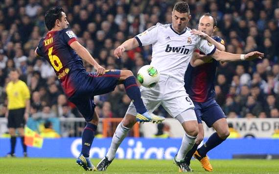 Daytime kick-off for Real Madrid-Barcelona
