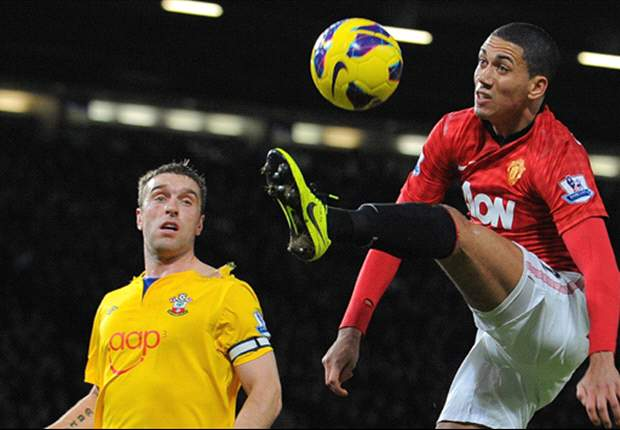 Sir Alex Ferguson expects the treble, says Smalling