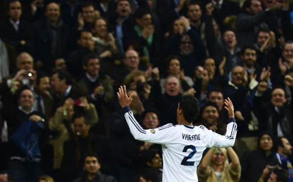 Varane revels in 'dream' Clasico debut