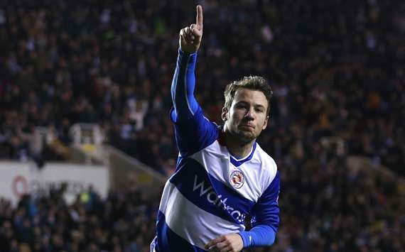 EPL, Reading v Chelsea, Adam Le Fondre