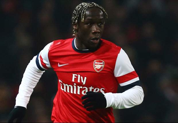 Enjoy him while he's here: Bacary Sagna