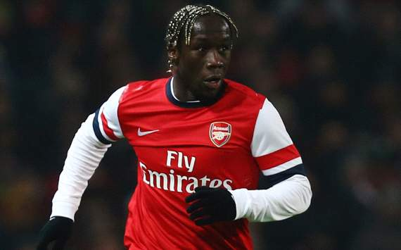 Sagna in Arsenal contract talks
