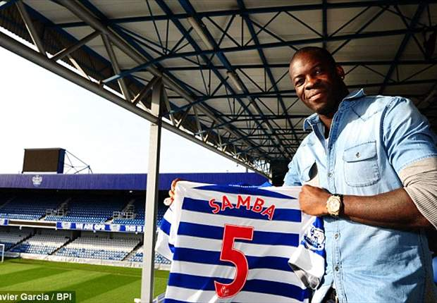 Other clubs have enquired about Samba, reveals QPR boss Redknapp