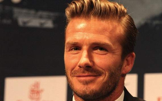 Official: Beckham joins PSG