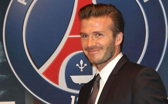 Beckham: I would never play for another Premier League club other than Manchester United