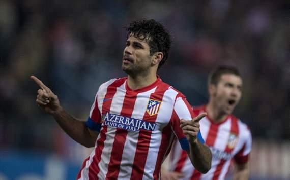 Diego Costa - Atlético de Madri