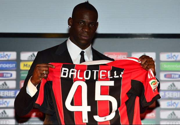 Balotelli: I will not miss the Premier League