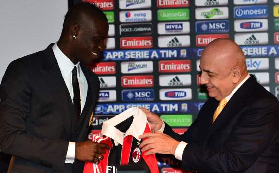Balotelli, salah satu pembelian terbaik Milan dari City