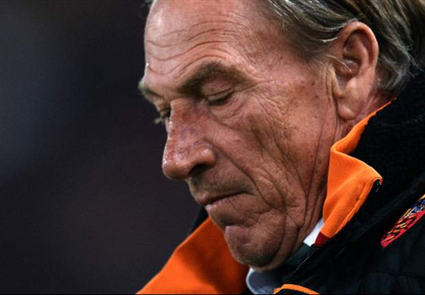 Roma sack Zdenek Zeman