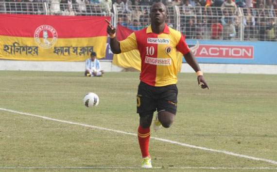 Edeh Chidi, Pailan Arrows vs East Bengal, I-League