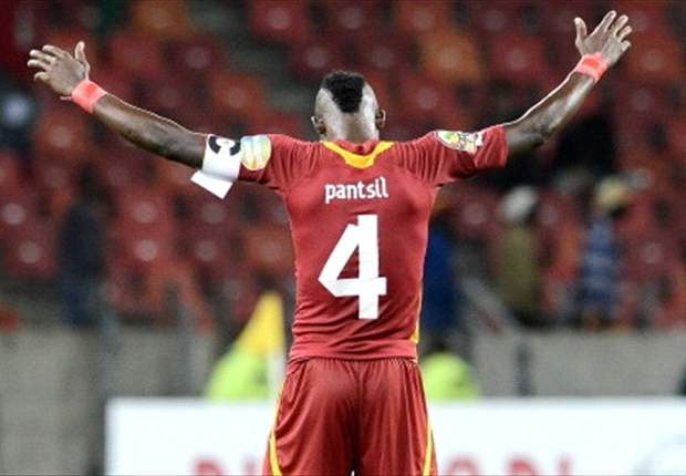 2013 Afcon: John Paintsil out for six weeks over hamstring injury