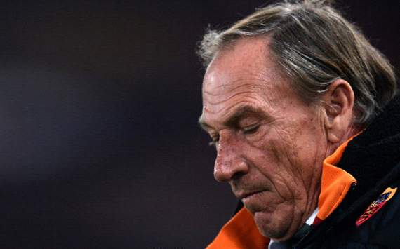Roma would be in Serie A's top three were it not for Zeman's disastrous reign