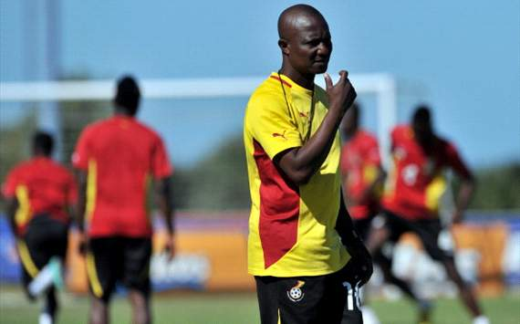Kwesi Appiah to continue as Black Stars coach - Ghana FA