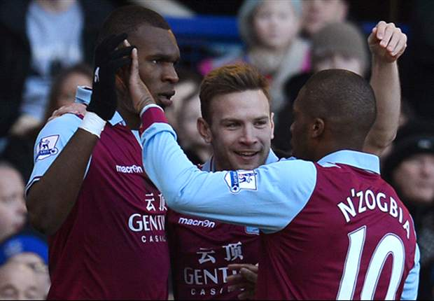 Allardyce wary of Benteke threat ahead of Aston Villa clash
