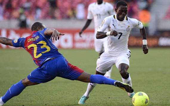 Ghana im Halbfinale des Afrika-Cups