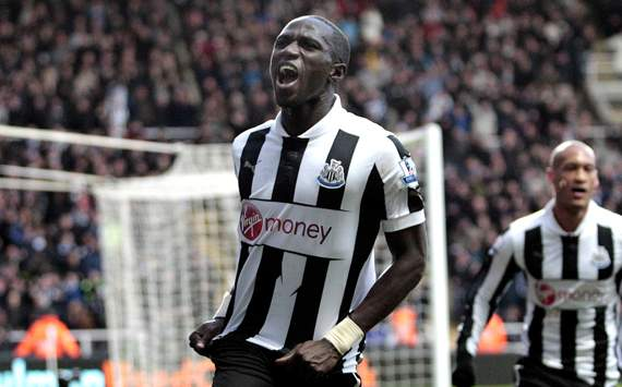 EPL - Chelsea and Newcastle United, Moussa Sissoko
