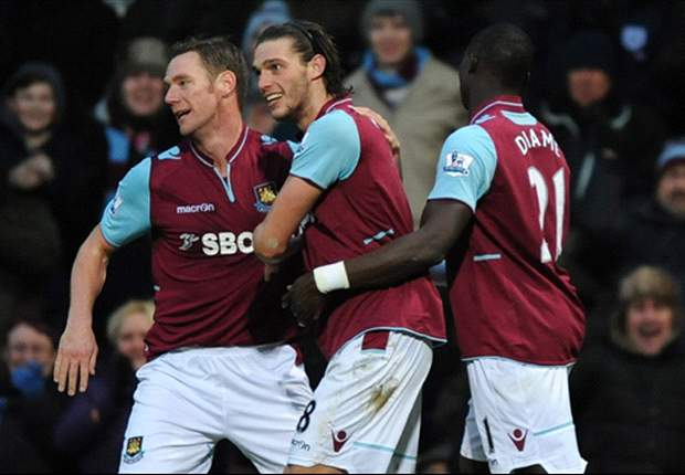 Jarvis hopes for upturn in West Ham form after Carroll return
