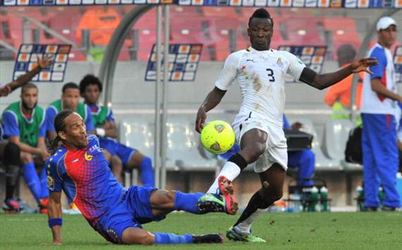 Gyan: We have no option than to win bronze at 2013 Afcon