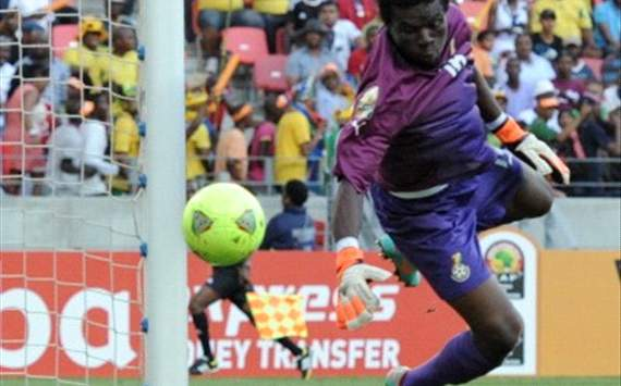 Fatau Dauda grabs Most Valuable Player award after Ghana's 2-0 win over Cape Verde