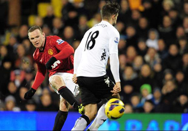 Rooney ruled out of Manchester United's match against QPR