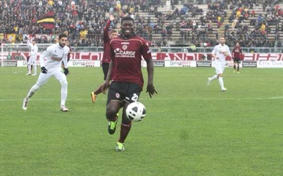 Alfred Duncan records first Livorno win