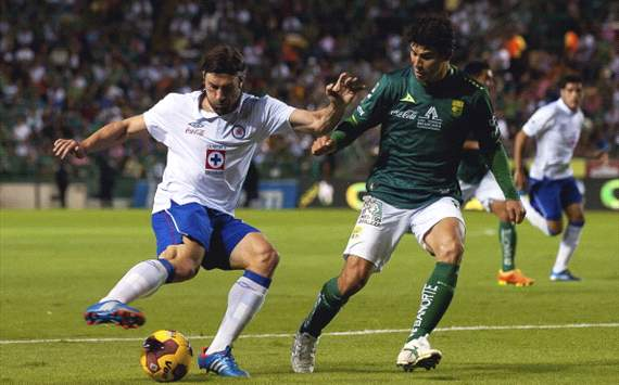 Cruz Azul - Leon