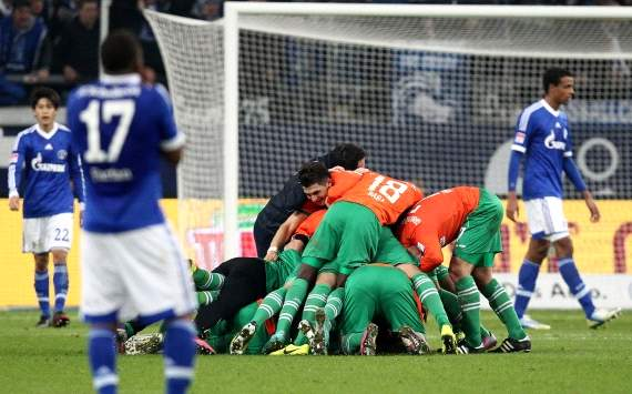 Germany, Bundesliga, FC Schalke 04 vs. SpVgg Greuther Fuerth