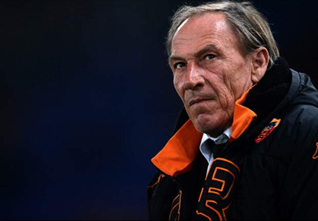 Zeman not bitter about Roma sacking