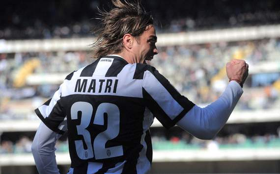 Alessandro Matri - Juventus