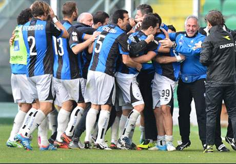 Atalanta-Chievo LIVE! 1-0, Stendardo