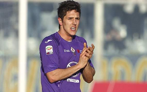 Fiorentina prefer to sell Jovetic abroad, says Prade